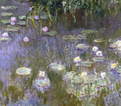 monet-lillies